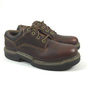 Wolverine Mens Raider Slip Resistant Work Shoes